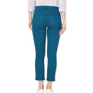 NYDJ Stretch Slim Ankle Jeans 18